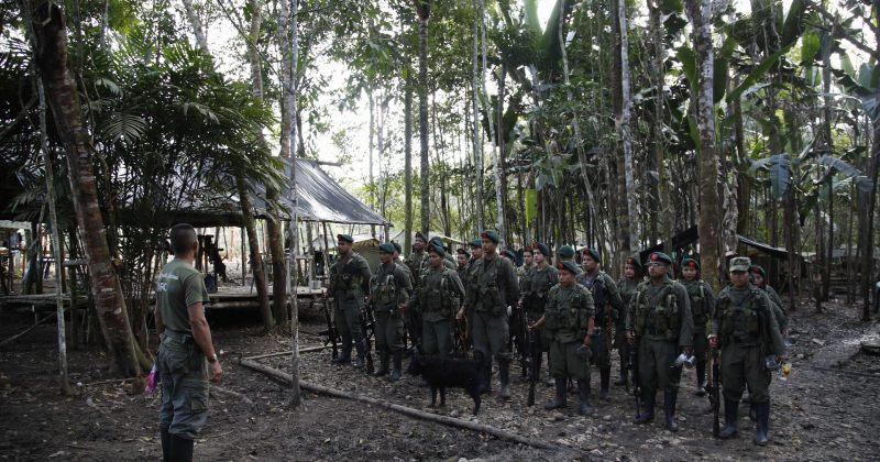 კოლუმბიაში მთავრობამ და ამბოხებულმა მემარცხენეებმა 52-წლიანი ომი დაასრულეს