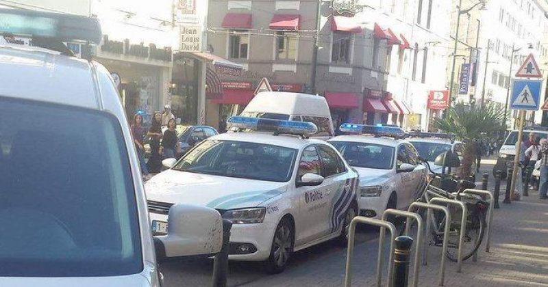 ბრიუსელში მაჩეტეთი შეიარაღებული ქალი ავტობუსის მგზავრებს დაესხა თავს