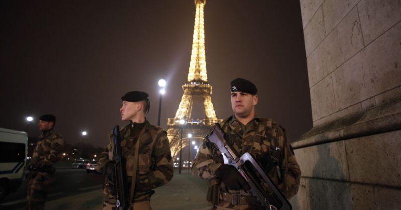 პარიზში ეიფელის კოშკის ევაკუაცია განხორციელდა