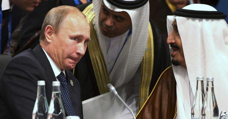 რუსეთისა და საუდის არაბეთის მოლაპარაკებები ნავთობის ფასს აძვირებს