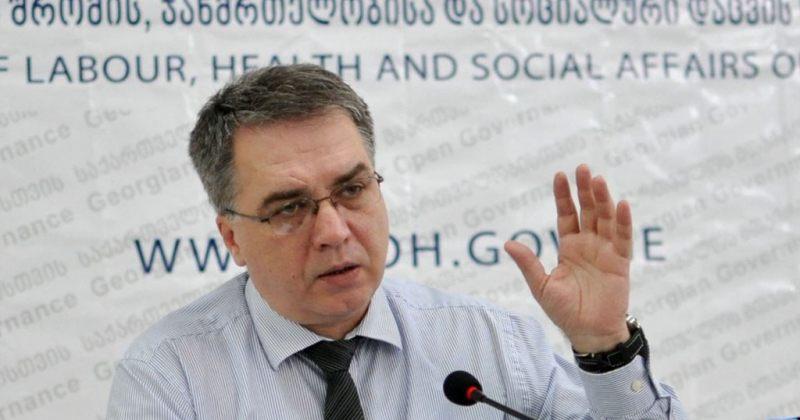 სერგეენკო: რეცეპტის ინსტიტუტის აღდგენა მოსახლეობას დისკომფორტს არ შეუქმნის