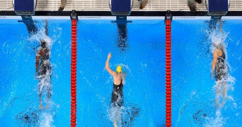 ოლიმპიადების ისტორიაში მესამედ, ცურვაში ოქროს მედალზე ფრე დაფიქსირდა