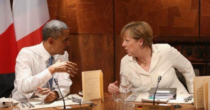 აშშ-ის და გერმანიის ლიდერებმა ალეპოს დაბომბვა ბარბაროსობად შეაფასეს