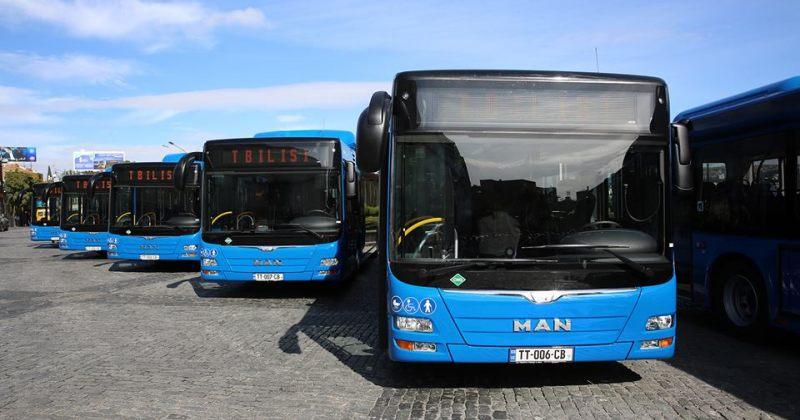 საიდან გავლენ დამატებითი ავტობუსები საგამოცდო ცენტრებისკენ - ჩამონათვალი