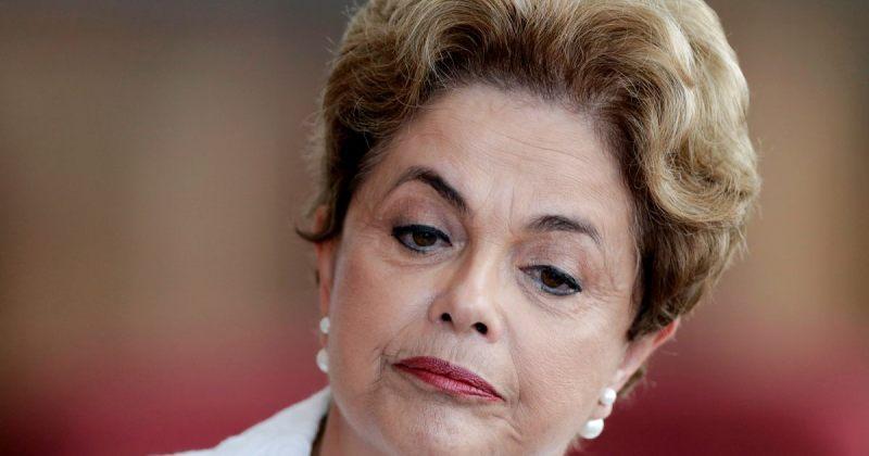 ბრაზილიის სენატმა პრეზიდენტ დილმა რუსეფის იმპიჩმენტს მხარი დაუჭირა