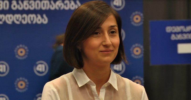 გოგუაძე: საქართველოში ადამიანის უფლებები არასდროს ყოფილა ისეთი დაცული, როგორც დღეს