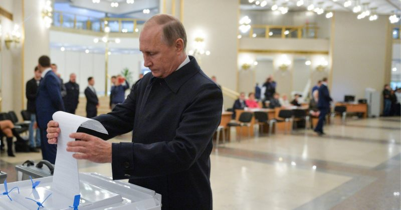 წინასწარი შედეგები: პუტინის Единая Россия - 47.99% ჟირინოვსკის ЛДПР - 16.45%