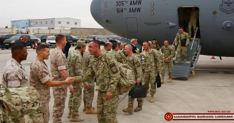 ქართველი სამხედროები ავღანეთიდან დაბრუნდნენ, მათ როტაციის წესით ჩაანაცვლებენ