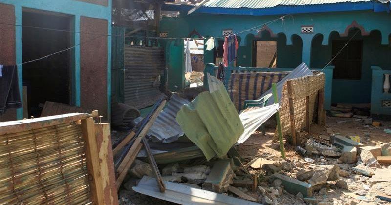 კენიაში სასტუმროზე მომხდარ თავდასხმას 12 ადამიანი ემსხვერპლა
