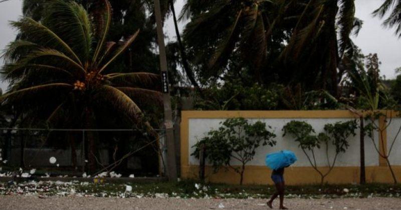 ჰაიტიში ქარიშხალ მეთიუს 2 ადამიანი ემსხვერპლა