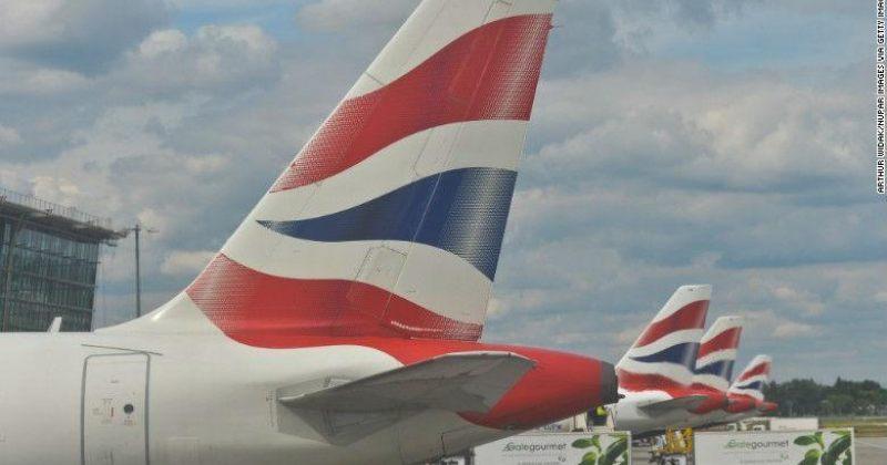 British Airways-ის თვითმფრინავს ვანკუვერში საგანგებო დაშვება მოუწია