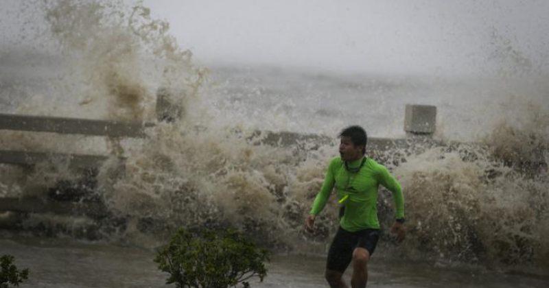 ტაიფუნი სარიკა - ჩინეთში ჰაინანის კუნძულიდან 0.5 მილიონი ადამიანია ევაკუირებული