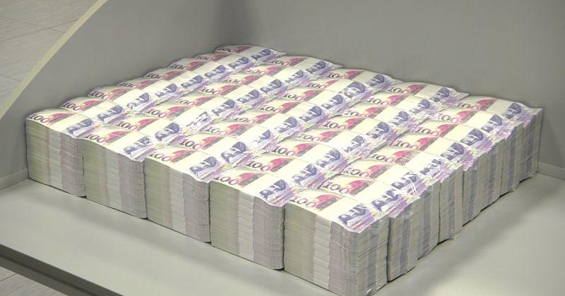 ფინანსთა სამინისტრომ 80 მილიონი ლარის ღირებულების ფასიანი ქაღალდები გაყიდა