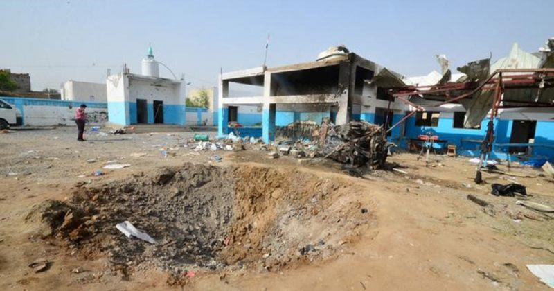 იემენში სამოქალაქო ომის შედეგად დაღუპულთა რაოდენობა 7000-ზე მეტია