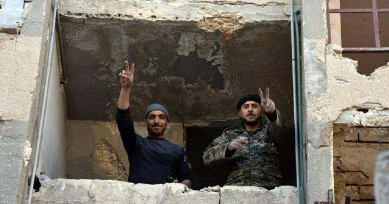 სირიის არმიამ ალეპოს აღმოსავლეთ რეგიონზე კონტროლი დაიბრუნა