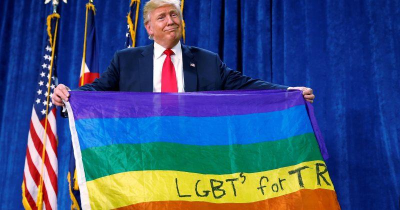 ტრამპი ერთნაირსქესიანთა ქორწინებაზე, აბორტზე, უზენაეს სასამართლოსა და კედელზე