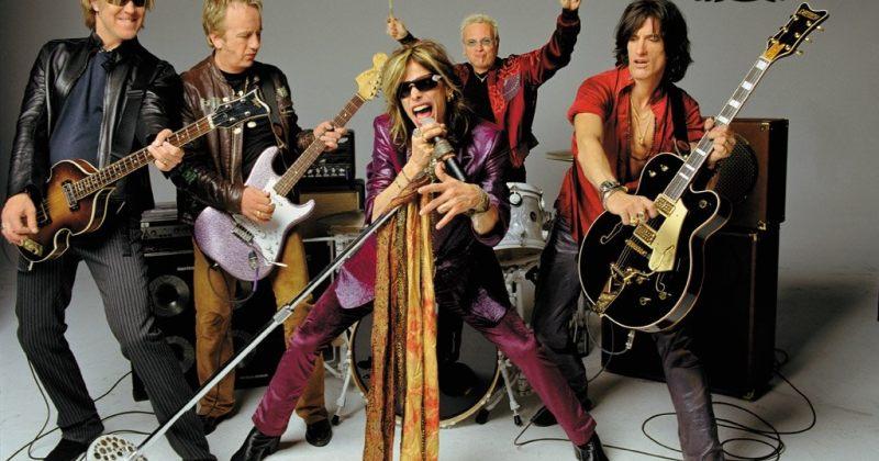 Aerosmith-ის კონცერტის ბილეთების გაყიდვა 25 თებერვლიდან დაიწყება