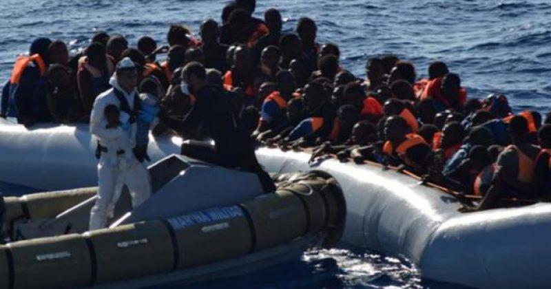 ხმელთაშუა ზღვაში 2 ნავი ჩაიძირა: დაღუპულია სულ მცირე 239 ადამიანი