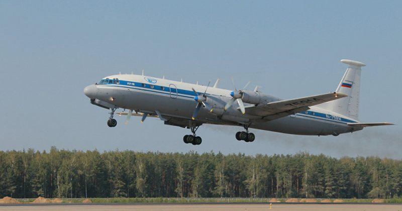 ციმბირში, რუსული სამხედრო თვითმფრინავის ავარიული დაშვებისას 16 ადამიანი დაშავდა