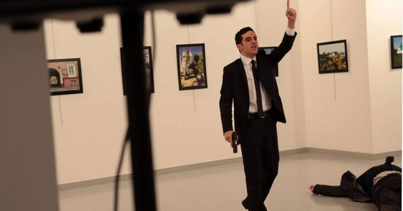 თურქეთის სასამართლომ რუსეთის ელჩის მკვლელობის საქმეზე 5 პირს სამუდამო პატიმრობა მიუსაჯა
