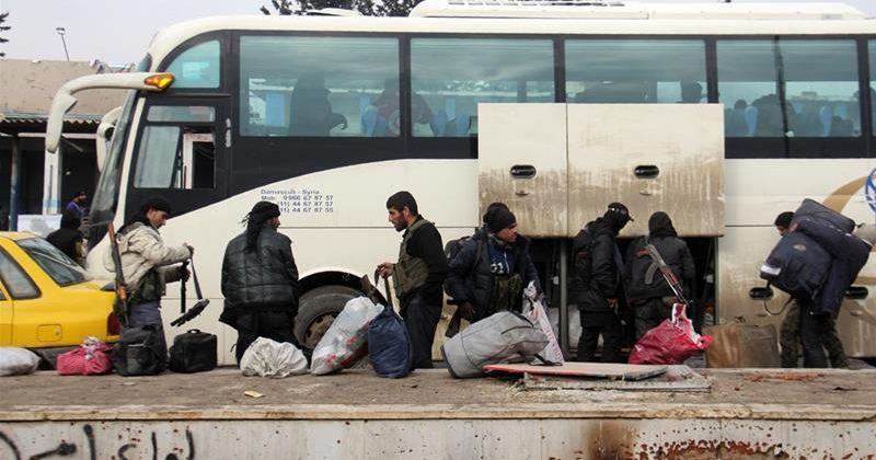 სირიის მთავრობამ ქალაქ ალეპოზე სრული კონტროლი აღადგინა