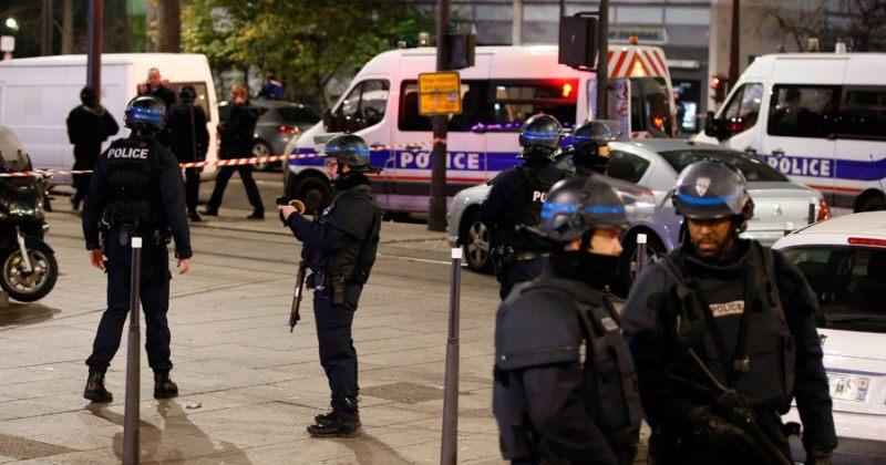პარიზში მძევლად აყვანილი 6 ადამიანი თავისუფალია