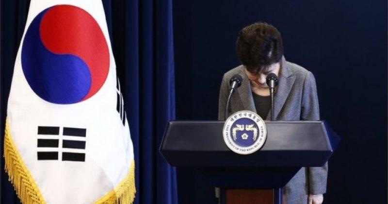 სამხრეთ კორეის პარლამენტმა პრეზიდენტს იმპიჩმენტი გამოუცხადა