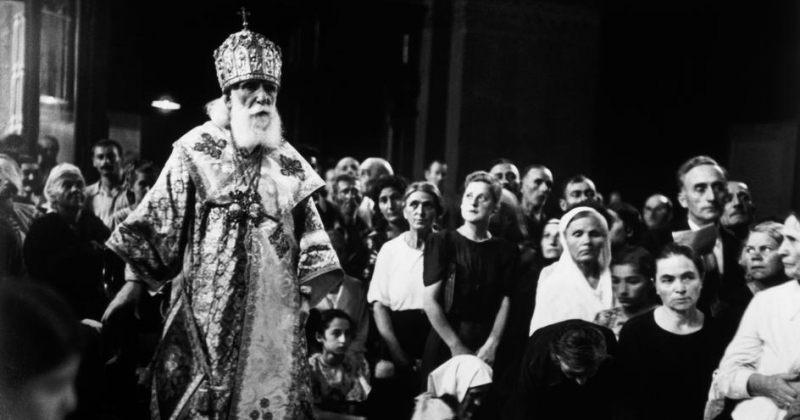 კათოლიკოს-პატრიარქი კალისტრატე ცინცაძე სინოდმა წმინდანად შერაცხა