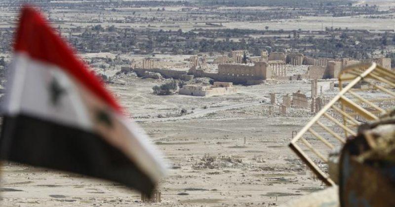 სირიის ქალაქი პალმირა ISIS-მა დაიბრუნა, ალეპოზე კონტროლს კი ასადის რეჟიმი ამყარებს