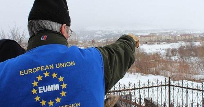 EUMM საოკუპაციო ხაზთან საქართველოს მოქალაქის დაკავებაზე განცხადებას ავრცელებს