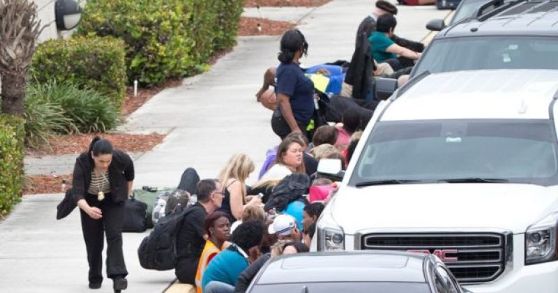 ფლორიდის აეროპორტში თავდასხმას ხუთი ადამიანი ემსხვერპლა, რვა - დაიჭრა