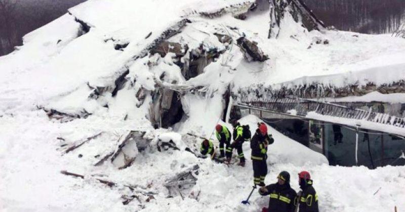 იტალიაში, აბრუცოს რეგიონში მომხდარ ზვავს სულ მცირე 3 ადამიანი ემსხვერპლა