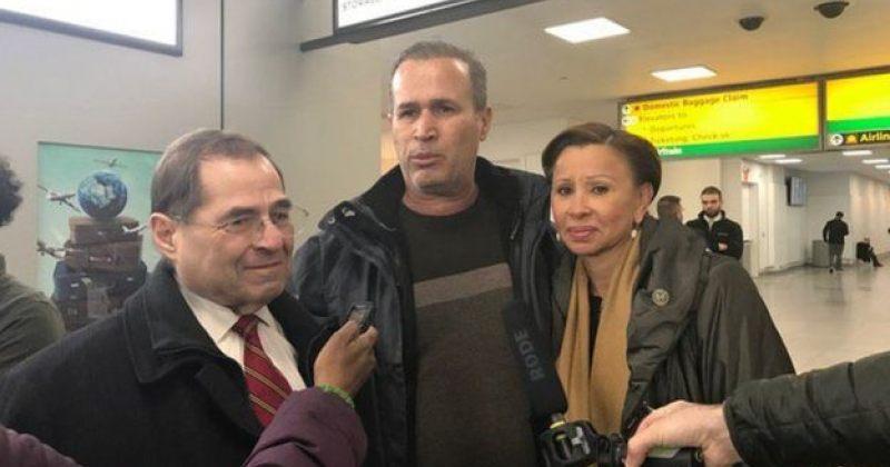 აეროპორტში გაჩერებული ერაყელები ტრამპს და ამერიკის მთავრობას სასამართლოში უჩივიან
