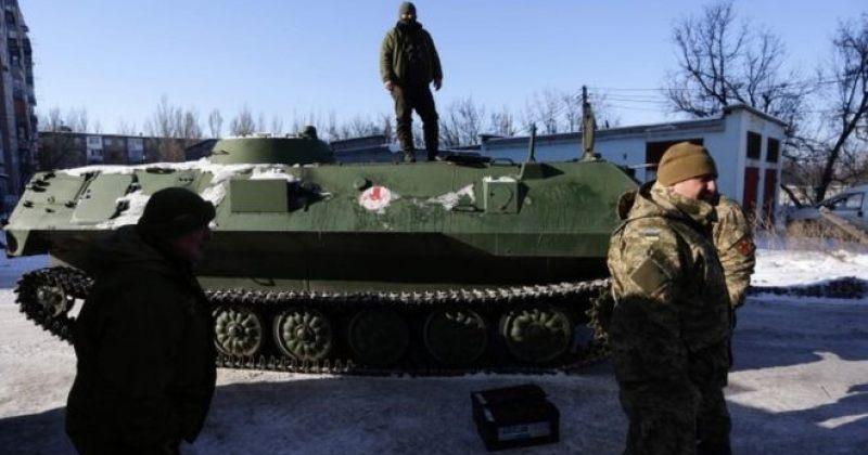 უკრაინა-რუსეთის კონფლიქტი გამწვავდა - ავდეევკაში დაღუპულთა რაოდენობა უცნობია