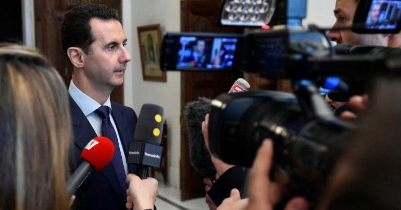 ალ-ასადი: გამარჯვების გზაზე ვართ, მიზანი სირიის ტერორისტებისგან გათავისუფლებაა