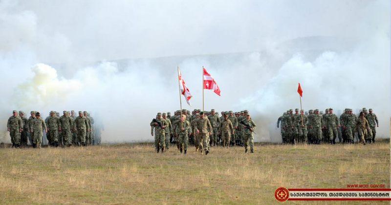 თავდაცვის სამინისტრო: გათავისუფლებულთა შორის 340 სამხედრო და 1750 სამოქალაქო პირია