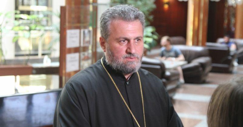 მამა მიქაელი: კონსტანტინოპოლის მიზანი უკრაინის მხარდაჭერის საკითხის ხვალვე გადაწყვეტა არაა