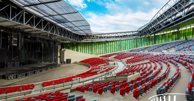 ბიუჯეტს Black Sea Arena-ს შენახვა 1 მილიონი ლარი უჯდება