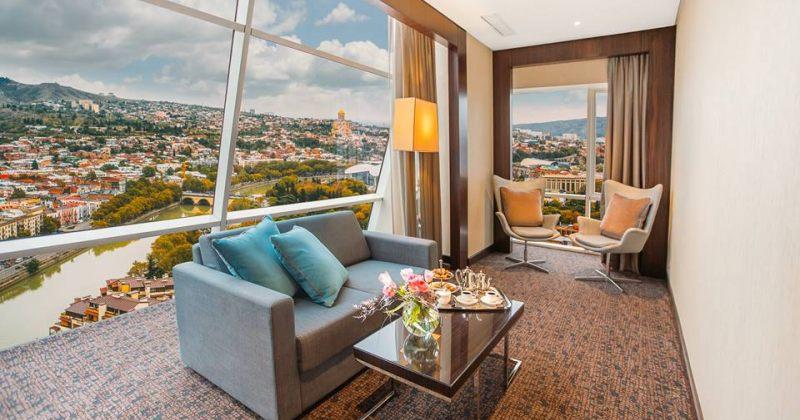 საქართველოს სასტუმროებში სულ 57 ათასი საწოლი ადგილია