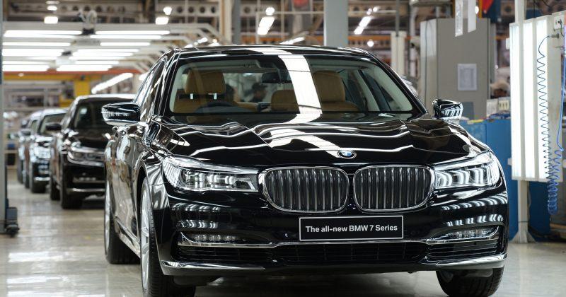 BMW დეფექტური აირბაგის გამო 230 ათას ავტომობილს უკან გაიწვევს