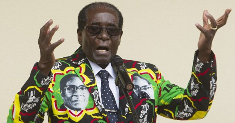 ზიმბაბვეს 93 წლის დიქტატორი, რობერტ მუგაბე WHO-ს კეთილი ნების ელჩი გახდა