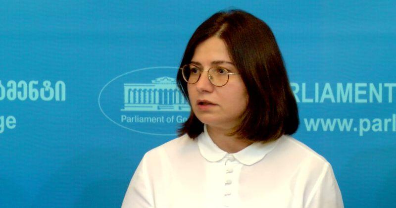 ნადირაშვილი: ქართული მარში, სინამდვილეში, რუსული მახინჯი იდეოლოგიის გაერთიანებაა