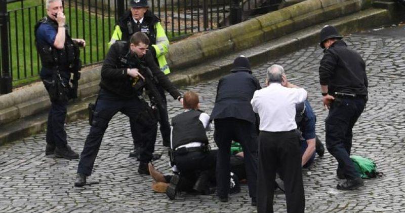 ლონდონში, პარლამენტის შენობასთან მომხდარ ტერაქტს 4 ადამიანი ემსხვერპლა