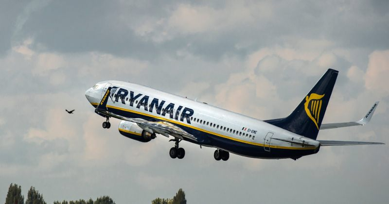 Ryanair-ი 2021 წელს საქართველოში ფრენებს არ აღადგენს