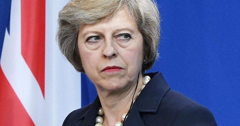 ბრიტანეთის პარლამენტმა მეის წარდგენილ ბრექსიტისშეთანხმებას მხარი არ დაუჭირა