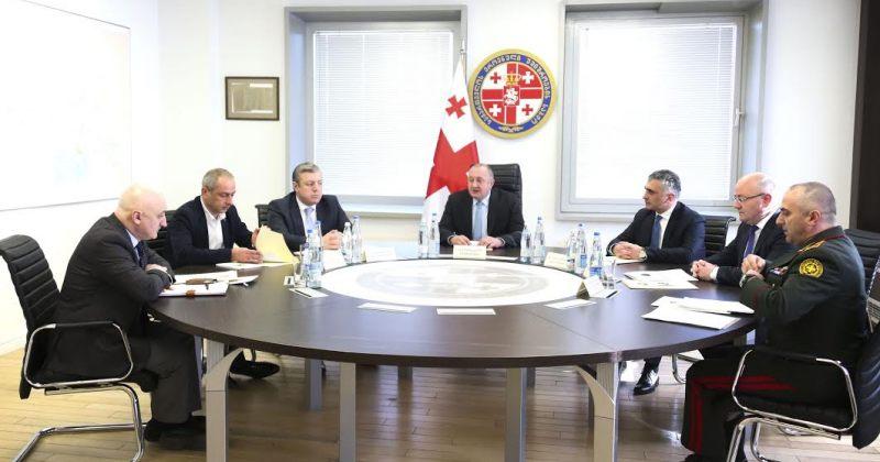 პრეზიდენტი: საქართველოს ამოცანაა, NATO-ს სამიტზე შესაბამისი ყურადღება მიექცეს