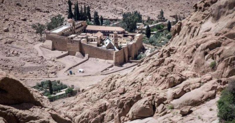 ეგვიპტეში წმ. ეკატერინეს მონასტერთან მომხდარ თავდასხმაზე პასუხისმგებლობა ISIS-მა აიღო