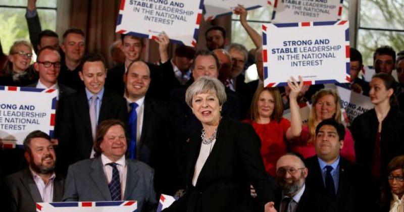 ბრიტანეთის პარლამენტმა ვადამდელი საპარლამენტო არჩევნების ჩატარებას მხარი დაუჭირა