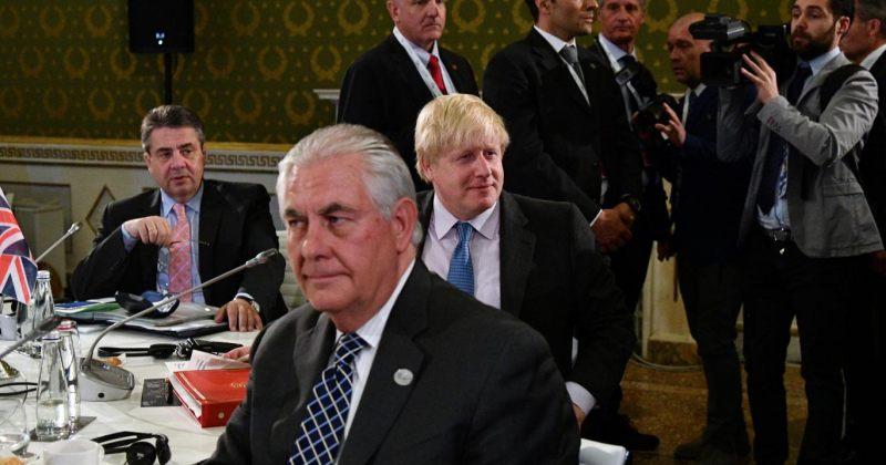 G7-ის წევრი ქვეყნები რუსეთის წინააღმდეგ ახალი სანქციების დაწესებაზე ვერ შეთანხმდნენ