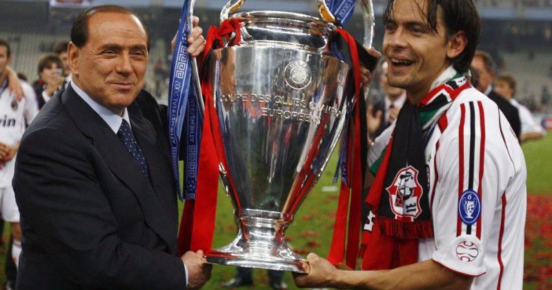 სილვიო ბერლუსკონიმ AC Milan-ის აქციების 99.93 % ჩინურ კომპანიას მიყიდა